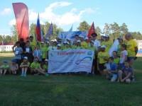 Полицейские Владимирской области поддерживают легкоатлетический сверхмарафон «Дети против наркотиков! Я выбираю спорт!»